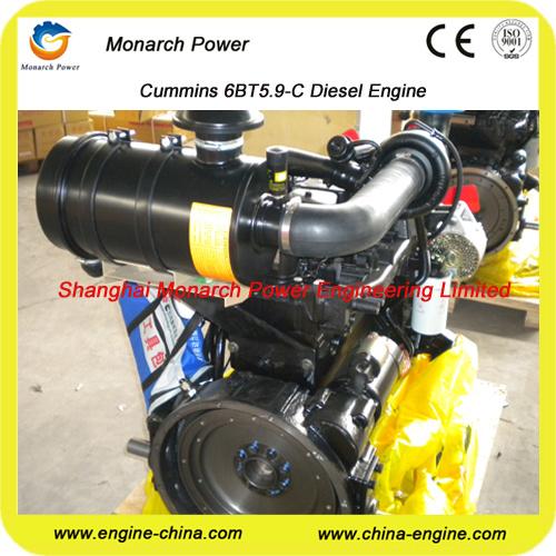 Cummins Diesel Engine for Mechanical Truck Excavator Bulldozer Forlift Construction