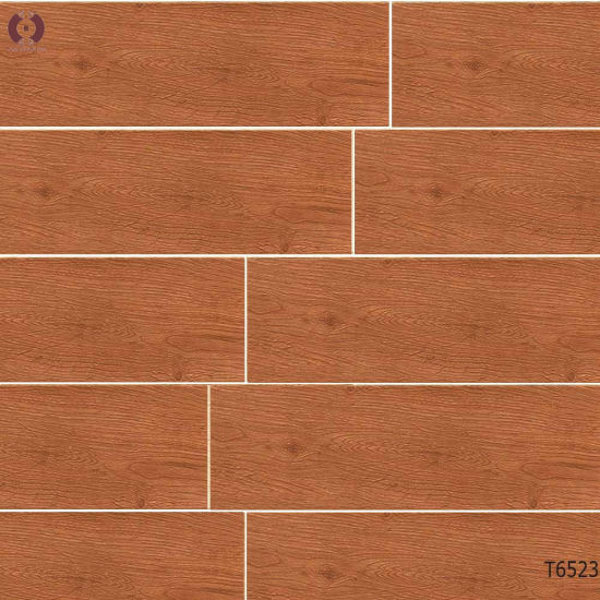 China Rustic Tiles Cheap Ceramic Floor Tile Building Material T6523