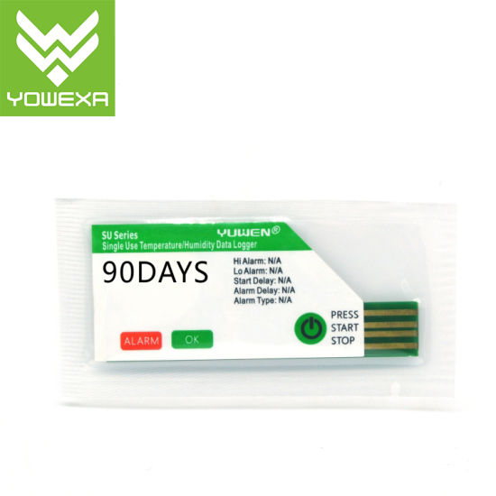 Disposable/Single Use Temperature Recorder USB Temperature Data Logger pictures & photos