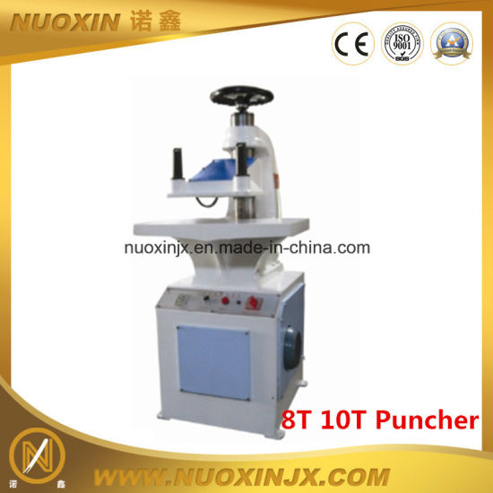 5t-8t-10t Hydraulic Swing Arm Cutting Punching Machine pictures & photos