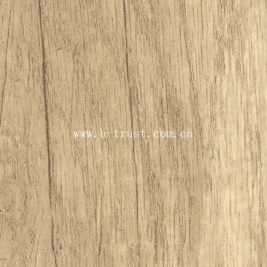 Wood Design PVC Decorative Film/Foil/Membrane/Sheet for Furnitures Dfh770