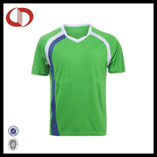 Men Short Sleeve Custom Logo Design Soccer Jersey pictures & photos
