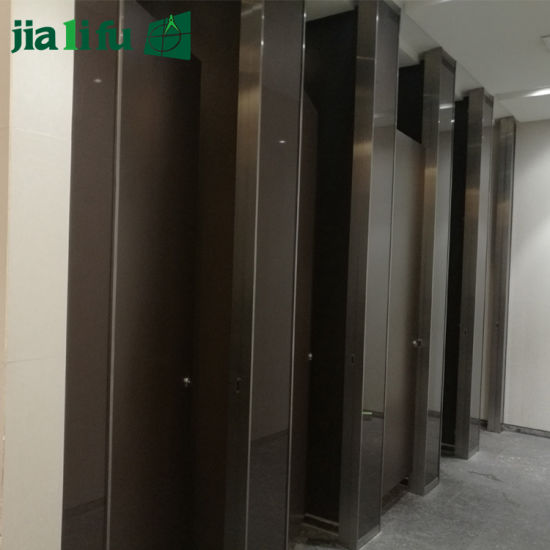 Jialifu Commercial Phenolic HPL Toilet Partitions