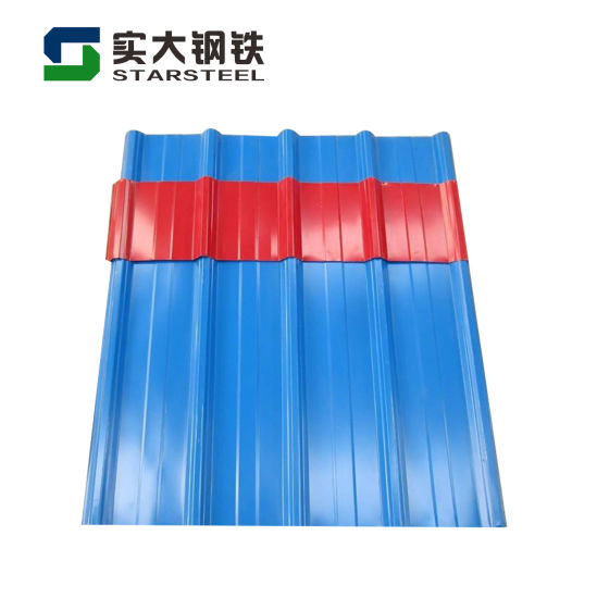 Hot Dipped Galvanized/Prepainted Corrugated Roofing Sheet