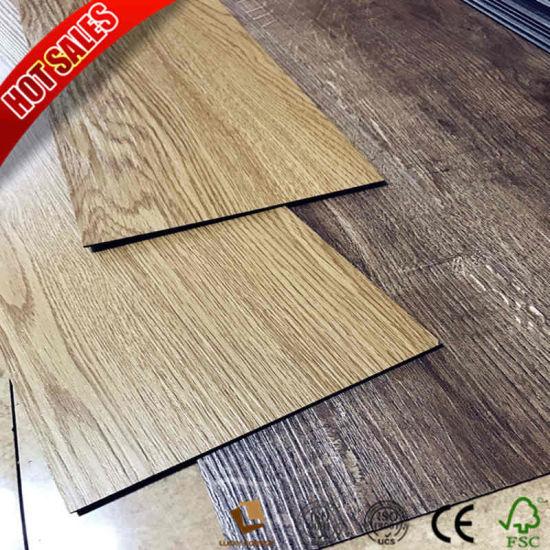 China Fob Qingdao Port 4mm Commercial Kitchen Vinyl Flooring - China ...