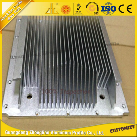 Customized 6061/6063 Anodizing Aluminum Heat Sink pictures & photos
