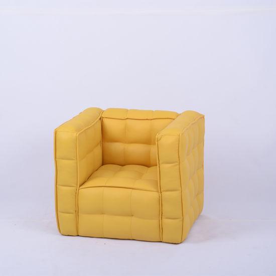 Pu Leather Small Size Kids Sofa Children Furniture