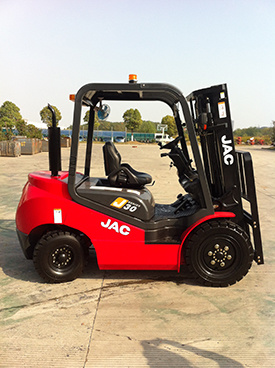 China Best 3 Ton Forklift/JAC New J Series Forklift Cpcd30j pictures & photos