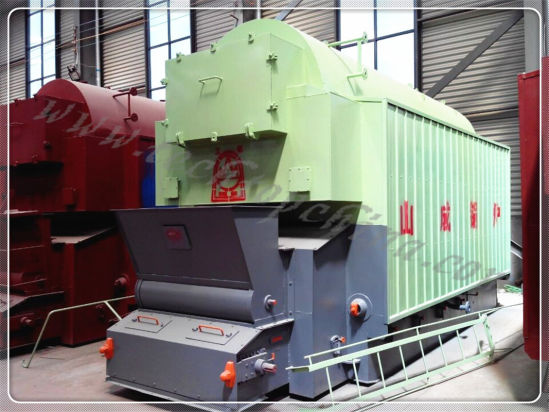 China Industrial Steam with Coal (Biomass, Gas, Diesel) Boiler ...