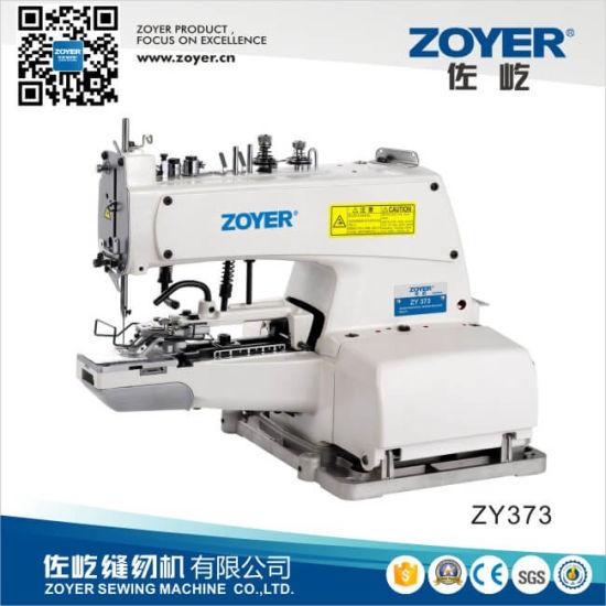 Zoyer Juki Hight Speed Button Attaching Industrial Sewing Machine (ZY373)