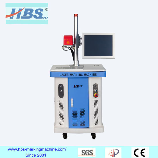 20W Fiber Laser Marking Machine with Classical Outlook pictures & photos