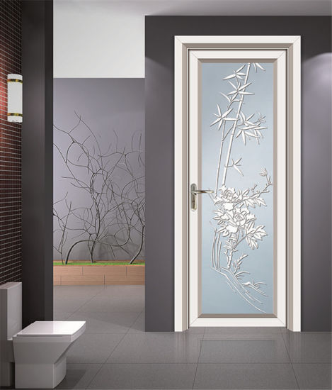 Luxury Interior Aluminum Doors Swing Opening pictures & photos