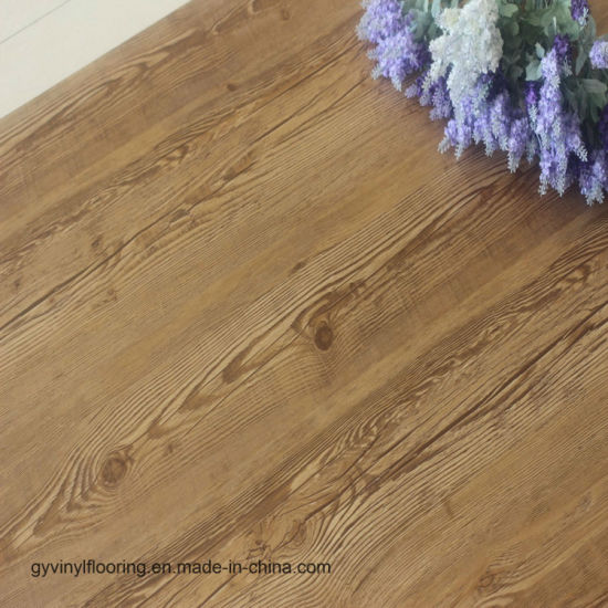 China Indoor Self Adhesive Peel And Stick Lvt Vinyl Floor Tile - What is lvt flooring made of