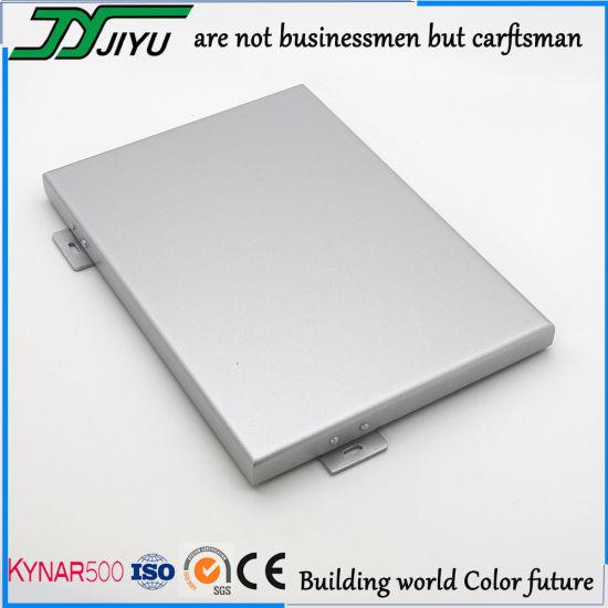 Exterior Wall Cladding Composite Aluminum Single Panel