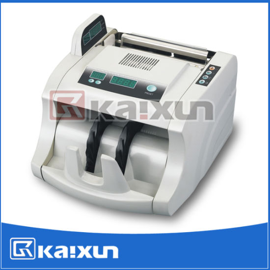 Steady Quality of LED Display Money Counter (WJDKX993B)
