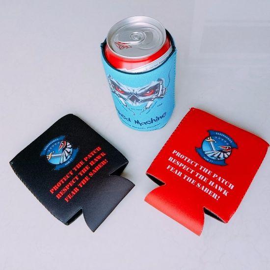 Cheap Promotion Custom Neoprene Stubby Can Cooler Bottle Koozie
