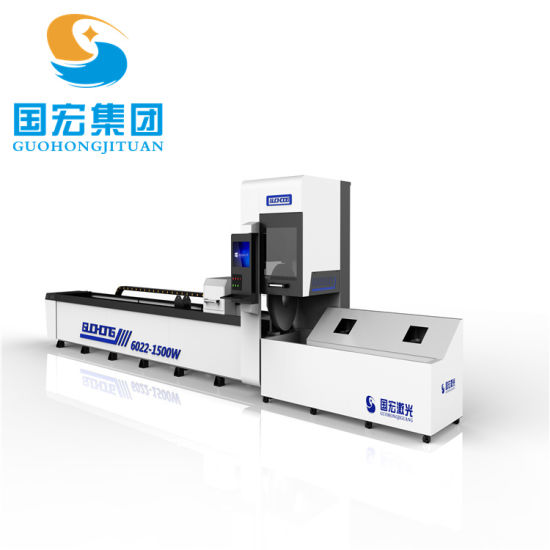 China Professional Pipe Fiber Laser Cutting Machine for Metal Tubefor Copper/Aluminum/Stainless Stee Round and Square Pipes