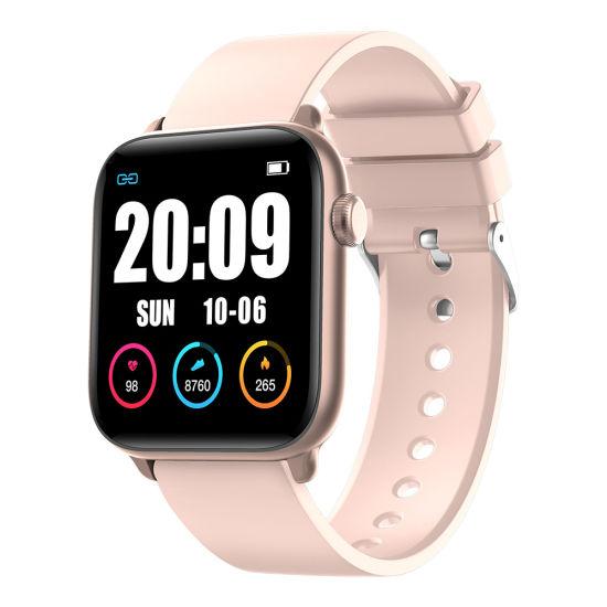 Popular Kw37 Heart Rate Blood Pressure Multi Sports Fitness Tracker Smart Watch for Women Men