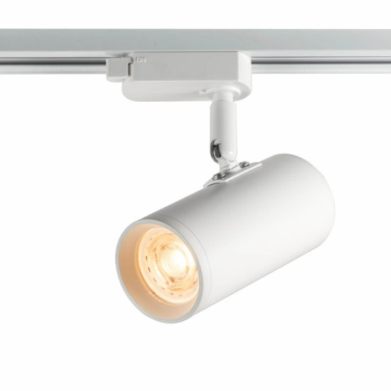 Commercial LED Track Lighting Fixtures for Indoor Decoration GU10 Spotlight