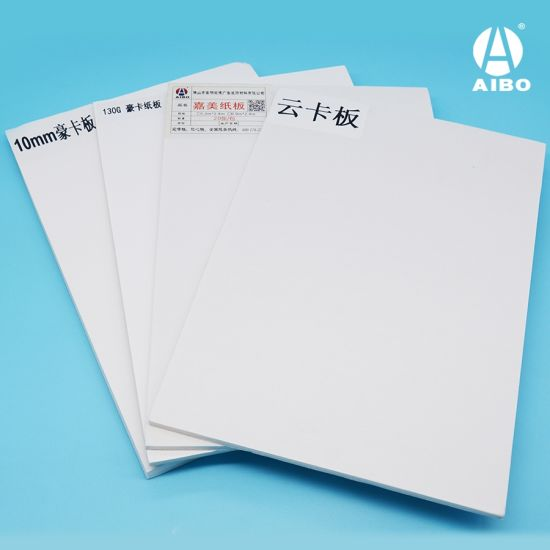 5 mm Paper Foam Board for Malaysia Markets pictures & photos