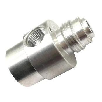 Customized Metal Parts Turning Lathe High Quality Precision Aluminum CNC Machining