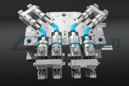 Plastic Collapsible Pipe Fitting Mould