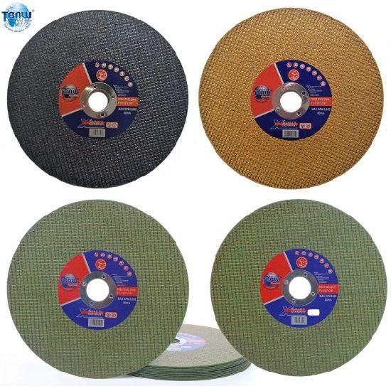Hot Sale High Speed 7-Inch 180*1.6*22 Cutting Wheel Disco De Corte Abrasive