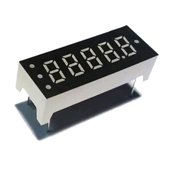 0.36 Inch Five Digital 7 Segment LED Display pictures & photos