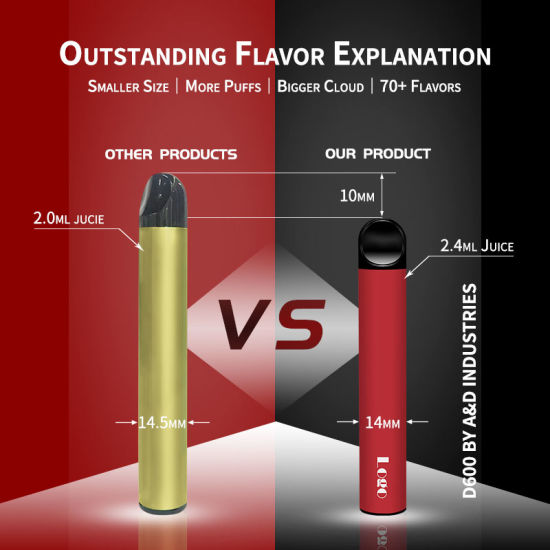 dB1300 Hot Selling OEM Service 1300puffs Disposable Vape Pod Kit with Great Humidity 5ml 850mAh