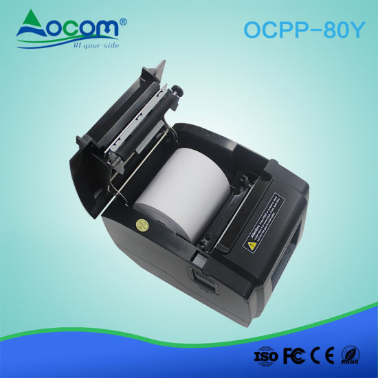 Ocpp-80y 80mm POS Thermal Receipt Printer with Auto Cutter