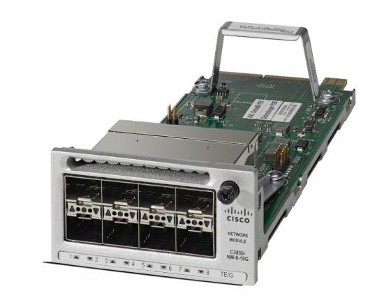 C9300-Nm-8X= Cisco 9300 Series Modules & Cards