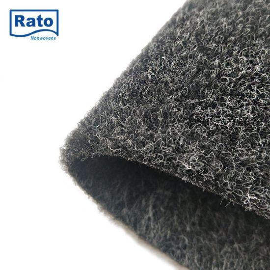 Colorful Anti Slip Polyester Car Carpet in Roll Price