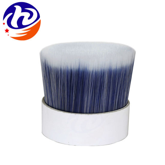 Bleached Boiled White Bristle Paint Brush
