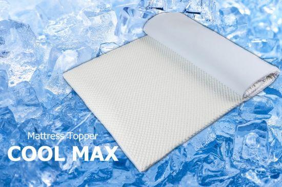 New Design Super Cool Memory Foam Mattress Toppers