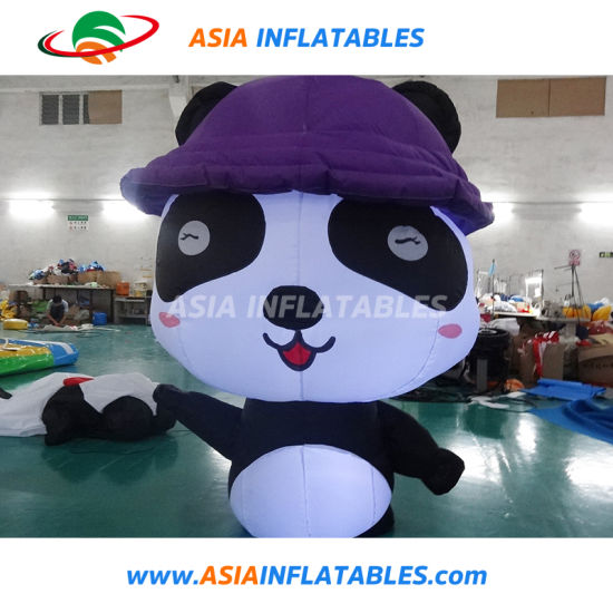 Giant Cartoon Inflatable Cartoon Model for Advertising pictures & photos