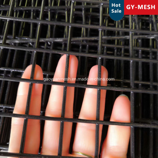 """Galvanized PVC Coated Welded Wire Mesh Panel for Cage Sheet 1"""" 2"""""""