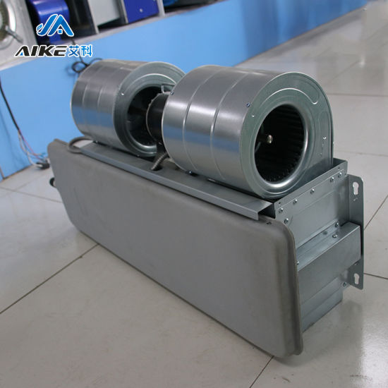 China Alkkt Large Air Flow Horizontal Concealed Fan Coil