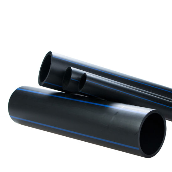 PE100 and PE80 Plastic 63mm HDPE Pipe for Water Supply