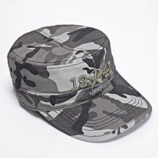 aa55c9b6a 100% Cotton Camouflage Baseball Men Sports Caps Hat Military Digital  Outdoor Cap
