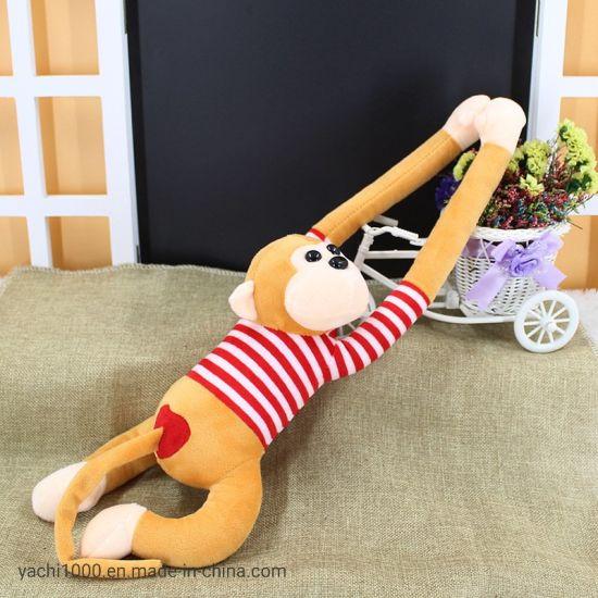 Plush Soft Stuffed Monkey Toy