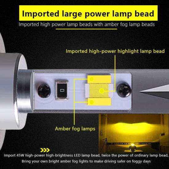 China Wholesale Factory Price 12V 45W CREE LED Light Bulbs
