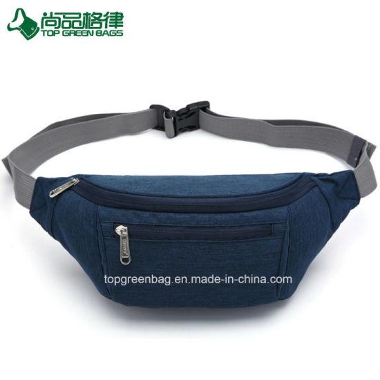 Custom Outdoor Fitness Running Belt Waist Fanny Pack Bum Bag