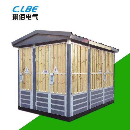 Box, Prefabricated, Combined, Solar Photovoltaic Wind Power Substation