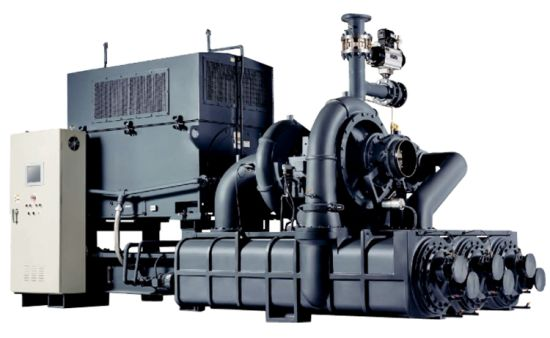 China High Efficient Heavy Duty Industry Oil-Free Centrifugal Air Compressor pictures & photos