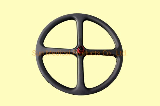 700c Carbon Road Bike 3K/Ud 4-Spoke Carbon Wheel Rim - Carbon Bicycle Wheels Clincher