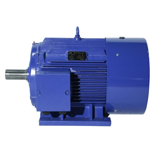 Y2/Y3 Middle Part Terminal Box Cast Iron Frame Three Phase Electric Motor