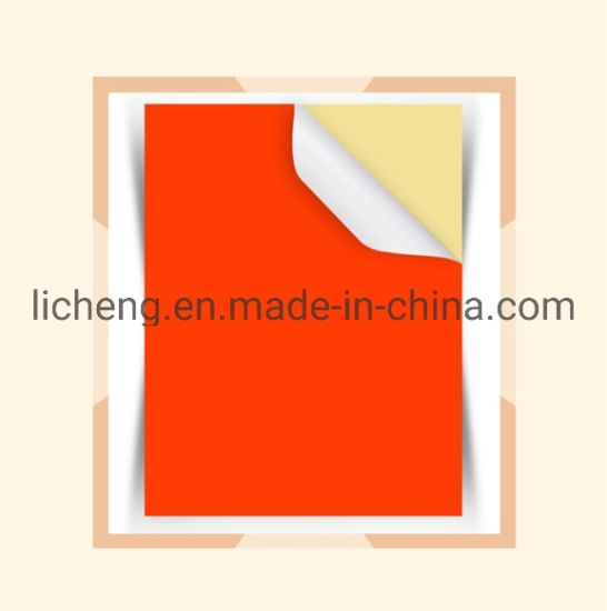 A4 Self-Adhesive Sticker Matte Paper Label Laser Inkjet Printing pictures & photos