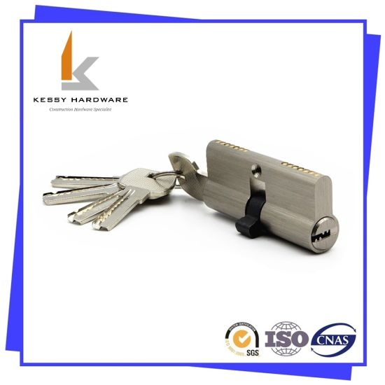 Euro Profile Lock Cylinder for Mortise Door Lock