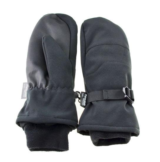 Adult Waterproof Warm Ski Gloves (HY17110932)