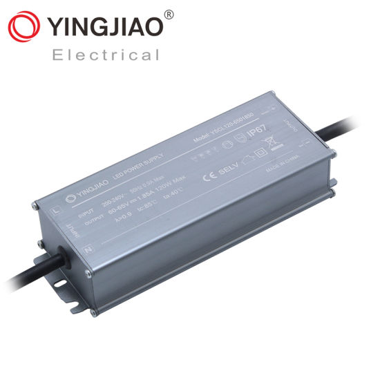 China Factory Wholesale 100W/150W Waterproof LED Power Supply with TUV/Ce/UL/RoHS pictures & photos